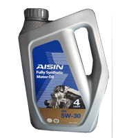 AISIN Fully Synthetic Motor Oil 5W-30