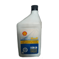 Formula Shell- CLEAN ENGINE FORMULA 5W-30