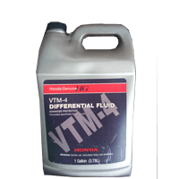 HONDA GENUINE VTM DIFFERENTIAL FLUID