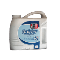 LUB PLUS Raider Coolant & Anti-Freeze