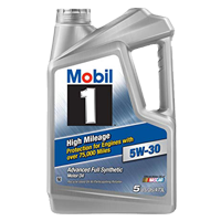 Mobil 1 High Mile Mileage
