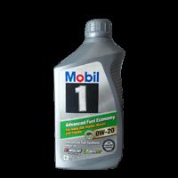 Mobile 1 Advanced Fuel Economy OW-20